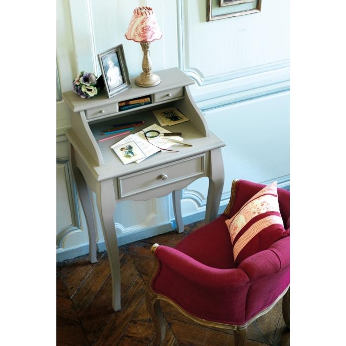 kleiner sekret r provence grau bei le bon jour. Black Bedroom Furniture Sets. Home Design Ideas