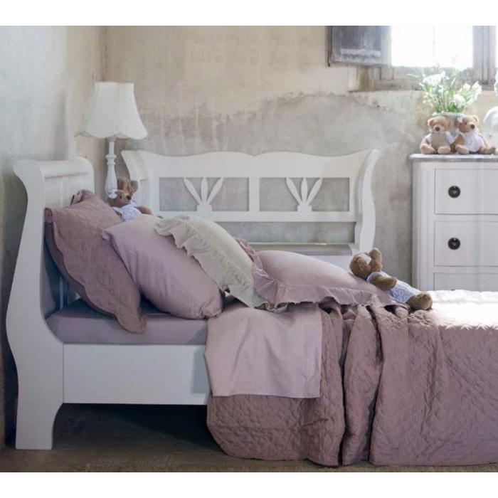 lade blanc mariclo sitzbank pinetta bei le bon jour. Black Bedroom Furniture Sets. Home Design Ideas