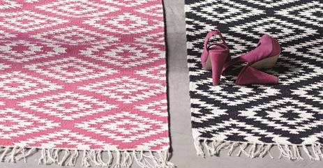 teppich baumwolle great teppich baumwolle with teppich. Black Bedroom Furniture Sets. Home Design Ideas